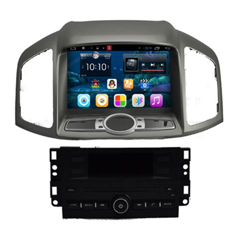 android 4 4 car stereo 8 quot android 4 4 1024x600 car stereo audio unit autoradio headunit for chevrolet