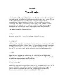 team charter template word team charter template cyberuse