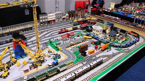 World Of Lego 9 lego world utrecht 2013 custom lego trains and lego city