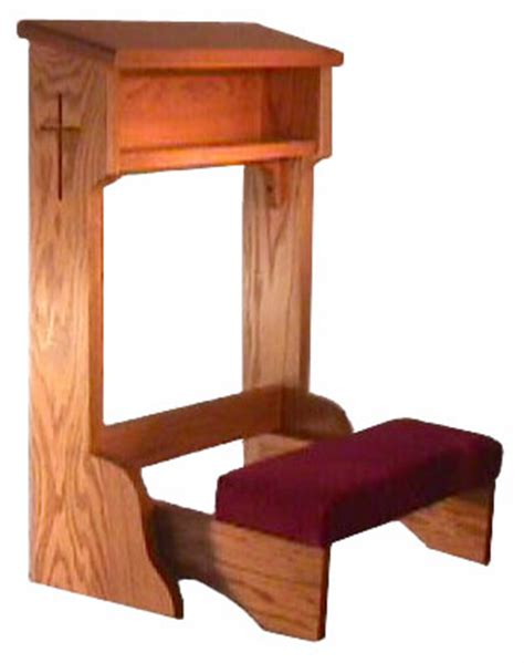 kneeling bench in church large kneeler