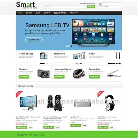 layout of online shopping website 3 best practices for a professional b2b website