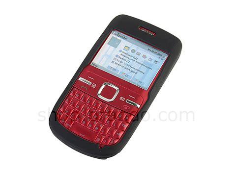 Silicon Nokia C3 02 nokia c3 silicone