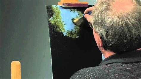 paint paint paint paint along how to paint a waterfall in oils part 1