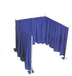 portable pipe and drape systems pipe and drape backdrop kits portable drapes systems