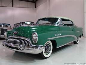 53 Buick For Sale 1953 Buick 2 Door Hardtop Daniel Company