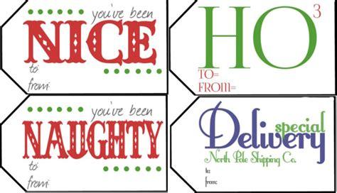 printable naughty nice gift tags 8 free fun awesome printable gift tags amy allender dot