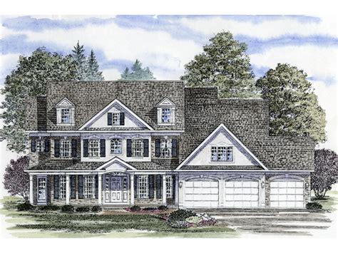 colonial home plans and floor plans bonham place colonial farmhouse plan 034d 0064 house