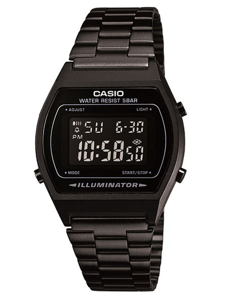 casio vintage digital black black surfstitch