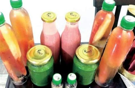 Detox In Hyderabad by Smoothie Way To Detox The New Indian Express