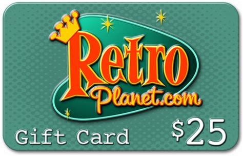 Gift Card Planet - have a retro planet wish list you could win a retro planet gift card