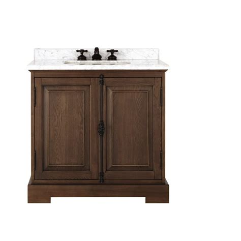 home decorators vanities home decorators collection clinton 36 in w single vanity
