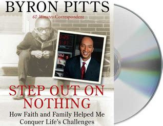 faith and follow through a conquered books step out on nothing how faith and family helped me