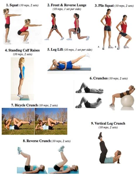 TheMindfulBody Strength Training Routines with No Equipment