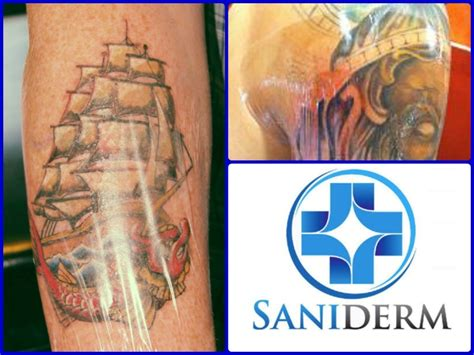 tattoo aftercare do nothing 777 best images about saniderm products on pinterest
