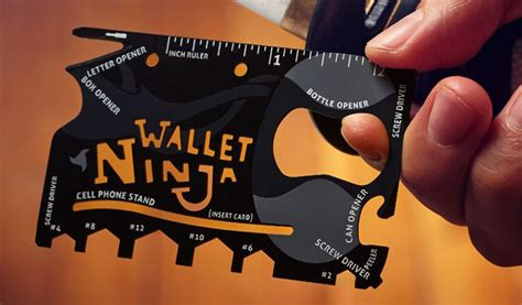 Wallet 18 In 1 Tools Card buy wallet 18 in 1 credit card size tool in pakistan
