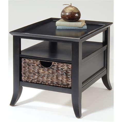 black side table with shelf square black glossy wooden side table with shelf and