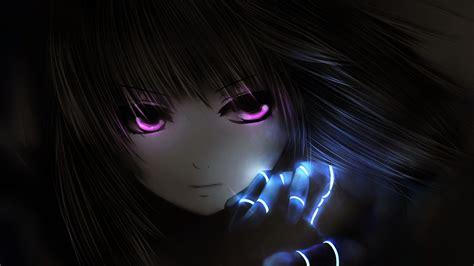 wallpaper dark anime girl dark anime desktop wallpaper 8924 1920 x 1080