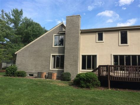 stucco siding new jersey new jersey brickface stucco exterior remodeling in nj