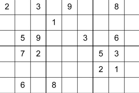 printable blank sudoku puzzle grids printable sudoku grid