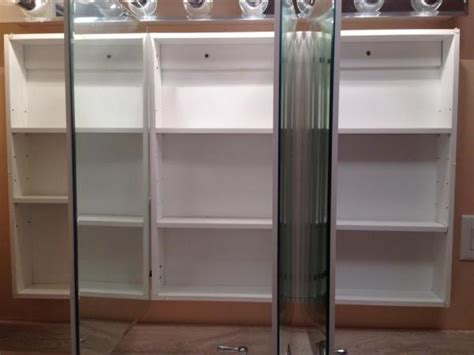 where can i buy a medicine cabinet how do i tell if a medicine cabinet can be recessed