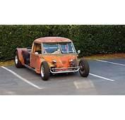 WTF Friday V8 Single Cab Volkswagen Street Rod  Stance