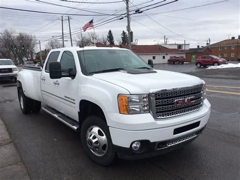 2013 gmc denali 2013 gmc denali 3500 4 4 crew cab dually diesel for