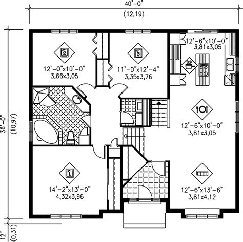 split two bedroom layout attractive 3 bedroom split level 80019pm architectural
