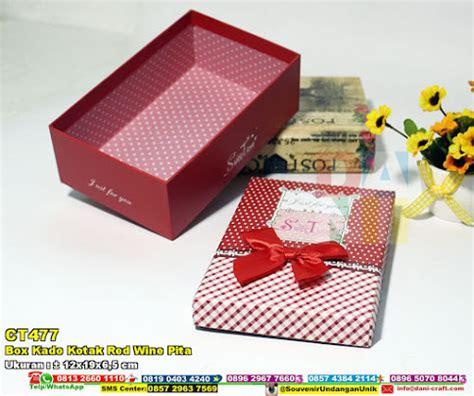 Kotak Pita box kado kotak vintage pita souvenir pernikahan