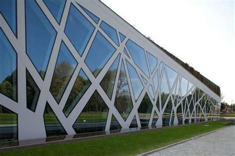 Continuous facade system Curtain Wall 50 by Reynaers Aluminium   Facade   Pinterest   Facades
