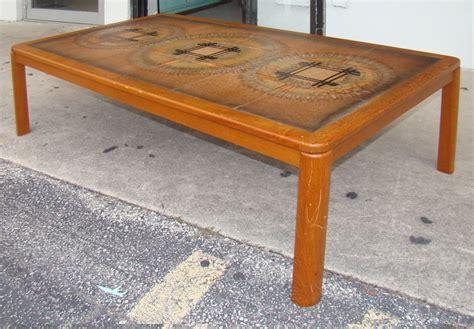 tile coffee table modern tile top coffee table modernism