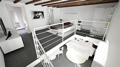 camere da letto soppalcate foto da letto soppalcata vista 2 di fast design