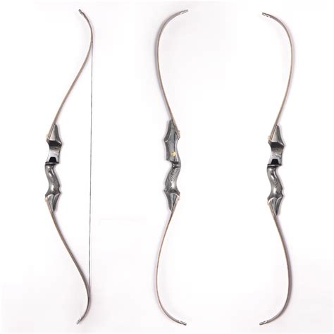 Black Wooden Recurve Bow For get cheap recurve bow black aliexpress