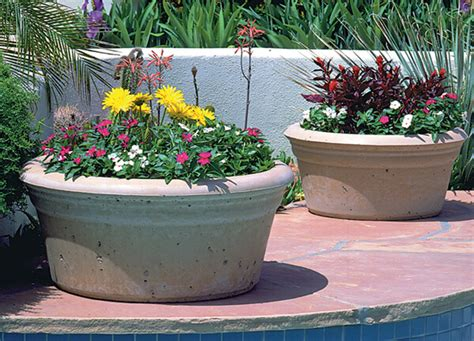where to buy large planters try extra large planters for outside for a classy cold season