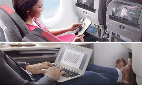american airlines wifi los aviones de american airlines tendr 225 n wifi satelital de