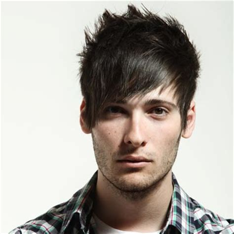 short hairstyles emo guys mens hairstyles 10 best ideas short emo hairstyles for