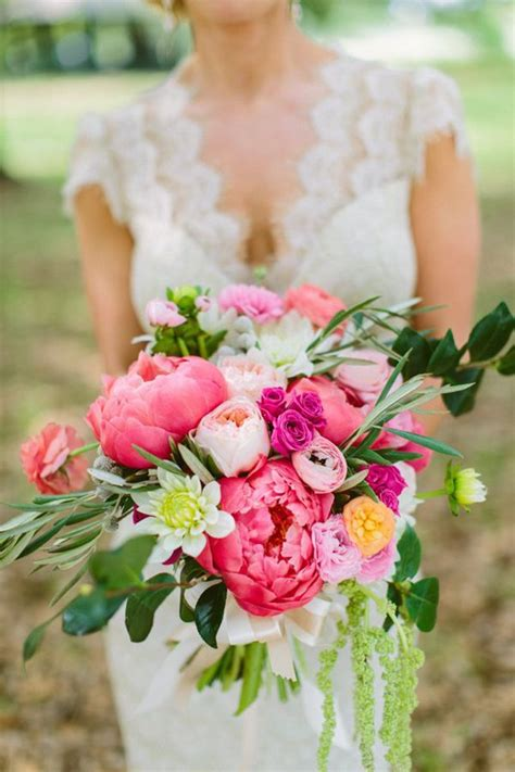 pink peonies nursery vintage new orleans wedding by tying the knot pink