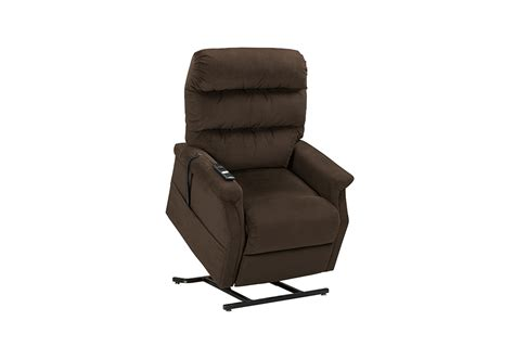 overstock recliner chairs brenyth chocolate power lift recliner lexington