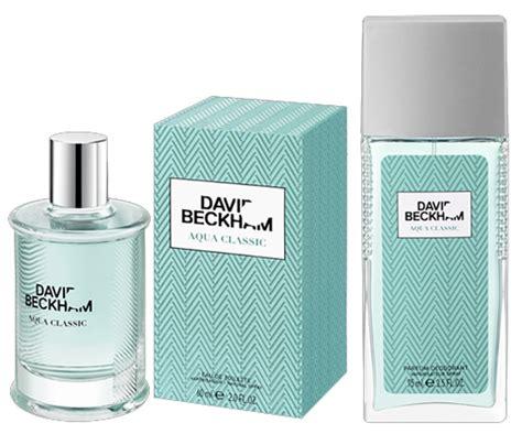 Parfum David Beckham aqua classic david beckham cologne a new fragrance for 2016