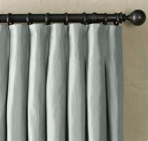 Box Pleat Curtains High Market Designer Tip Inverted Box Pleat Drapery