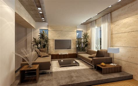 modern family living room modern villa mohamed tantawi archinect