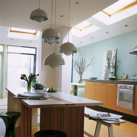 Kitchen Lights Uk Kitchen Light Extractor Beautiful Kitchens House To Home Jpg Kitchen Lighting Ideas