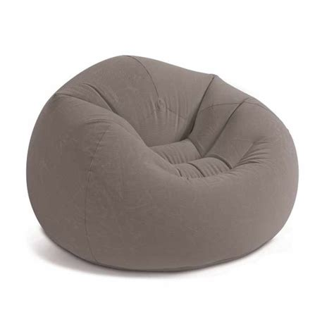 poltrona gonfiabile intex pouf gonfiabile per salotto soggiorno da letto