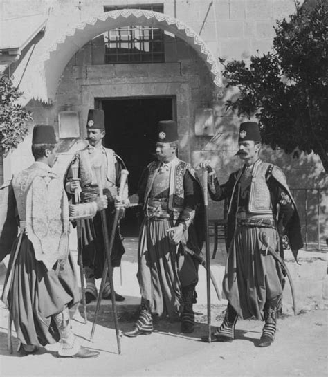 military of ottoman empire ottoman empire kavas consular honor guard military