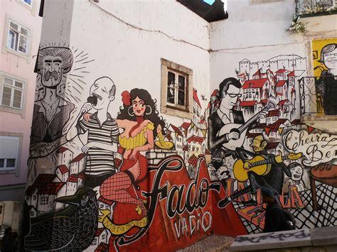World Wall Mural fado wall lisbon portugal maria severa street art