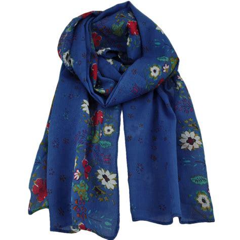 blue pattern scarf ties for men bow ties cravats cufflinks men s