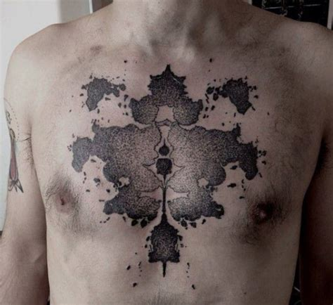 tattoo test top rorschach inkblot test cards images for tattoos
