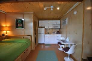 Interiors Of Tiny Homes by Two Poolside Tiny Houses High End Humble Living
