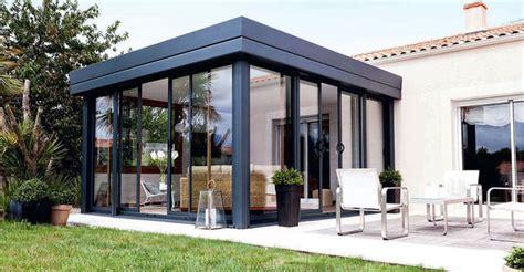 veranda toit 4 pans v 233 randa bioclimatique isolation motorisation tout