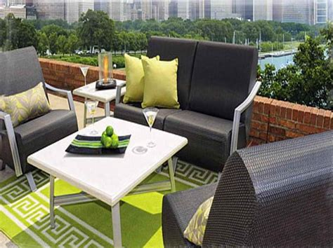 Small Space Patio Furniture Patio Furniture For Small Spaces Home Interior Design