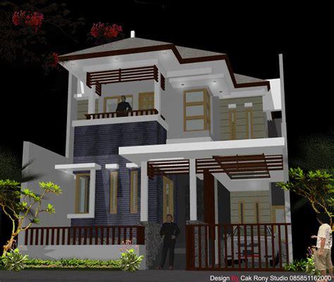 desain pagar rumah modern tropis rumah minimalis terbaru